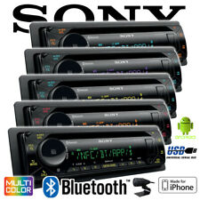 Sony MEX-N5300BT | Bluetooth CD/MP3/USB MultiColor iPhone - Android Autoradio