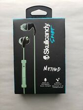 Skullcandy Method Sport In-Ear Earbud/Headphone In-Line w/Mic/Remote #S2CDY-K602