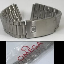 OMEGA Speedmaster MARK II Stainless Steel Deployment Bracelet, marked: 1162/173