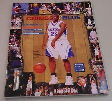 KU Jayhawk Basketball Program - Geelong Nov 10, 1998