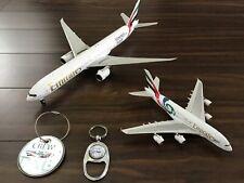 Rare Emirates 1/200 777-300ER 1000th - 1/400 A380 2011 Rugby + 2 bonus DXB