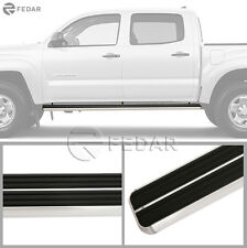 Nerf Bar Running Boards For Toyota Tacoma Double Cab 2005-2015