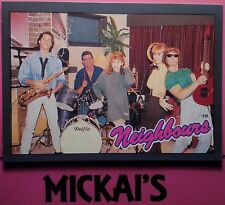 """TOPPS """"NEIGHBOURS"""" TRADING CARD NUMBER 22 1988 (Grundy Television) - New & Mint"""
