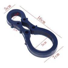 Multi Barattolo Apribottiglie 3 Taglia in gomma può Cap Grip Twist Remover Strumento DA CUCINA R1