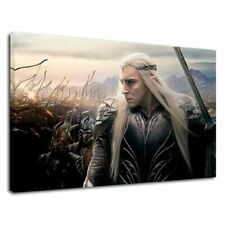 The Lord Of The Rings Character Thranduil Posters or Canvas Framed Wall Art