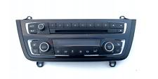 BMW 3 F30 F31 F32 F36 Klimabedienteil Air Condition AC Panel 9363546