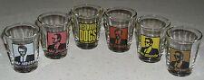 Reservoir Dogs Bar Vodka Rum Tequila Booze Liquor Shooter Shot Party Glasses new
