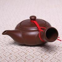 Purple Clay Teapots Ceramic Tea Making Drinking Ware Kitchen Dining Serving Pots