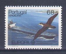 MADEIRA, EUROPA CEPT 1986, NATURE & ART THEME, MNH