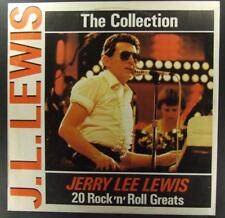 LP JERRY LEE LEWIS  The Collection, bulgarian Balkanton BTA 12468,red label