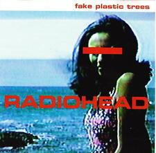 RADIOHEAD-Fake Plastic Trees-CD Single-1995 Capitol USA 2 track promo-DPRO-79567