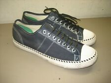 Unisex PF Flyers Rambler Low Vulcanized Navy PM15RL2A Size Men 11/Women 12.5