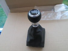 NEW GENUINE AUDI A3 GEAR LEVER BOOT GAITER LEATHER KNOB 8V0863278LH62