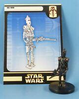 IG - 88 - Star Wars Miniatures # 4E34