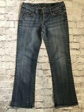 """Seven 7 For All Mankind Women's Flare Jeans Inseam 29"""" Size 26"""