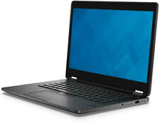 """Dell Latitude E7470 Laptop 14"""" i5-6300U 2.4GHz 8GB 256GB SSD Windows 10 Pro"""