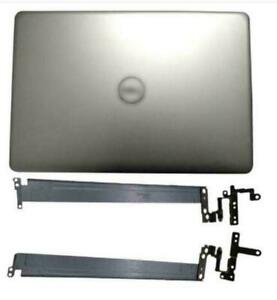 NEW Dell Inspiron 15 5584 LCD Back Cover&Hinges 0GYCJR GYCJR Silver