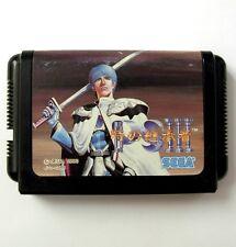 PHANTASY STAR III 3 (JAP import) pour Sega Megadrive - Game for Sega Mega Drive