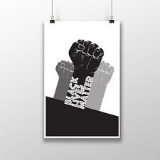 11x17 Black Lives Matter Movement Civil Rights Poster Print Art