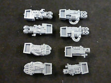 40K Imperial Guard Leman Russ Tank Side Sponson Weapons (4 Sets)