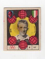 figurina CALCIO VAV 1959/60 NUMERO 107 BARI TAGNIN