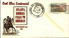 Event: Civil War Centennial - Atlanta Falls to Sherman  1964 Lot#769