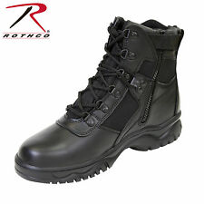 "Tactical Boots Rothco 6"" Bloodborne Pathogen Resistant Waterproof 5190 6 Reg"