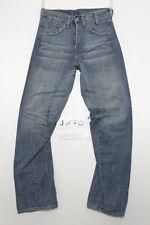 G-star S.C. a crotch  (Cod. J170) Tg42 W28 L32  jeans usato vintage antiform
