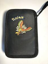 GameBoy Color Travel Carrying Case POKEMON HO OH HoOh