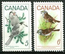 CANADA - 1969 - Protezione e conservazione degli animali selvatici - Uccelli