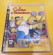 I Simpson Il Videogioco GIOCO PS3 VERSIONE ITALIANA