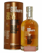 Port CHARLOTTE cc:01 2007 single malt whisky 57,8% vol. - 0,7 litres