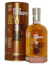 Port Charlotte CC:01 2007 Single Malt Whisky 57,8% vol. - 0,7 Liter