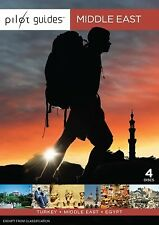 Pilot Guides Middle East - Turkey Middle East Egypt ( DVDx4, 2010 ) New  Reg 4