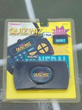 Quiz Wiz electronic 1001 General question & Answer w book 1 Tiger Electronics