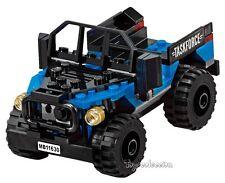 LEGO SUPER HEROES MARVEL  CAPTAIN AMERICA'S 4X4 76047 - MINIFIGURAS NO INCLUIDAS