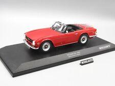 1:18 Minichamps   TRIUMPH TR6   1969   RED