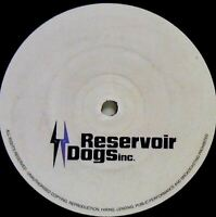 "RESERVOIR DOGS planet series: planet earth 12"" EX PLANET 001, vinyl, uk garage"