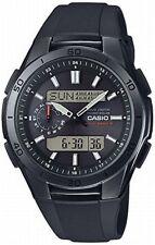 Casio Wave Ceptor Solar Multiband6 Watch Wva-m650b-1ajf Black With Tracking