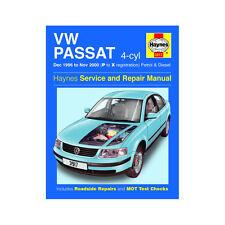 VW Passat Haynes Manual 1996-00 1.6 1.8 Petrol 1.9 Diesel Workshop