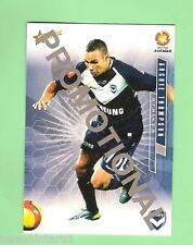#D80.  2007 SOCCER FOOTBALL  PROMOTIONAL CARD - ARCHIE THOMPSON, MELBOURNE