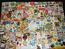 SET OF 600 STICKERS FOR KIDS!!! - Fun For Cards and Crafts!