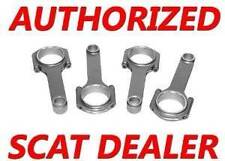 Mitsubishi SCAT H-Beam Connection Rods ARP 2000 Bolts 4G63T 7-Bolt DSM TURBO EVO