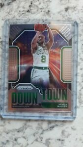 2020-21 Prizm Basketball Kemba Walker Downtown Boston Celtics