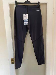 Rab Flux Pants Beluga Mens Size L