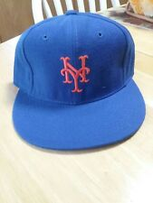 Vintage Pro Model New Era Fitted 6 7/8 Wool NY METS Baseball Hat  NWOT