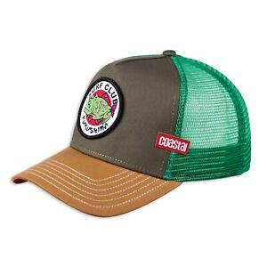 COASTAL Fukushima Trucker Cap - Mesh Mütze Kappe Meshcap Basecap Cappy Caps Neu