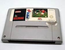Super Nintendo juego Game módulo SNES-fifa 96 soccer (fútbol)
