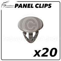 Panel Clips Trim Clips 8,2 MM For Renault Master Part No. 10040 Pack of 20