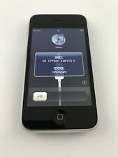 Apple iPhone 3G - 8GB - Black A1241 - See Description